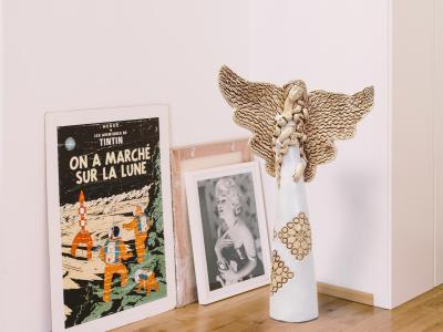 Angel Dorothy -  45 x 30 cm decorative figurine