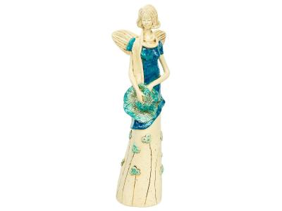 Angel Sunday Rose -  32 x 15 cm decorative figurine