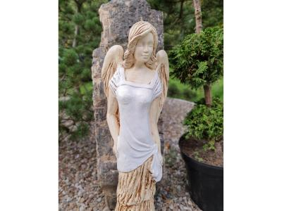 Angel Victoria -  62 x 19 cm decorative figurine