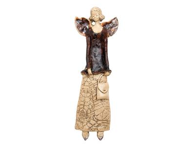 Angel Christy -  30 x 14 cm decorative figurine