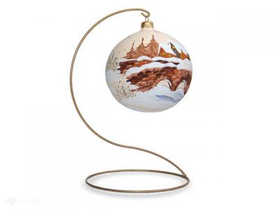 Stand hanger christmas ball big -  150 mm 160 mm