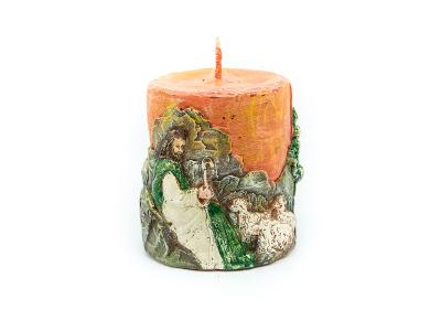 -  decorative candle