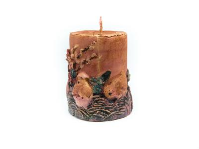 -  100 mm decorative candle